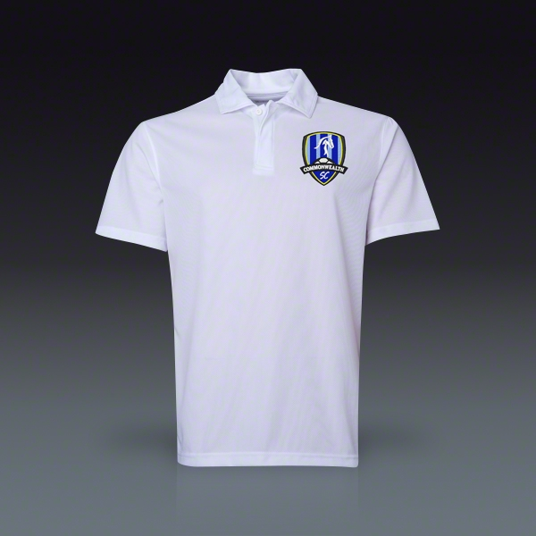 White CSC Polo Shirt