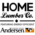 Home Lumber in Richmond features energy efficient Andersen windows and doors.